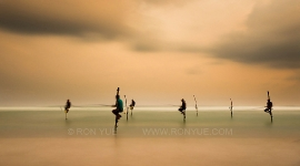 Stilt Fisherman 2