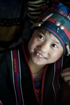 Dai ethnic minority girl, Xishuangbanna
